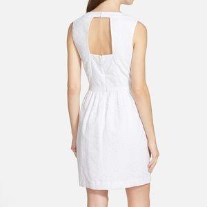 VINEYARD VINES Eyelet Lace Sleeveless Dress SZ 2